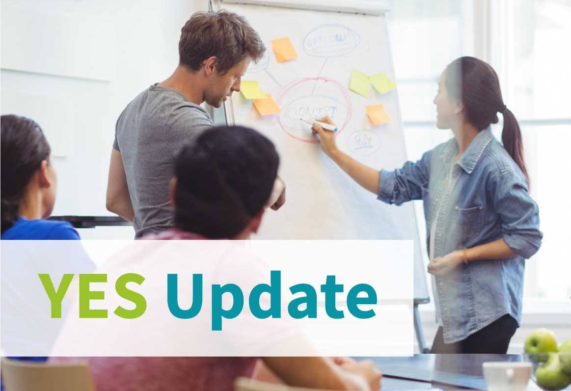 Subscribe to YES Update