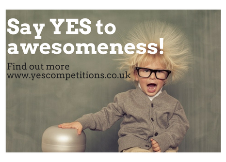 Say YES to Awesomeness!